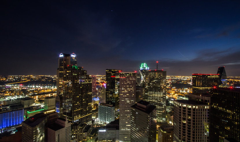 Rooftopping in Dallas: Downtown – U.S.A.