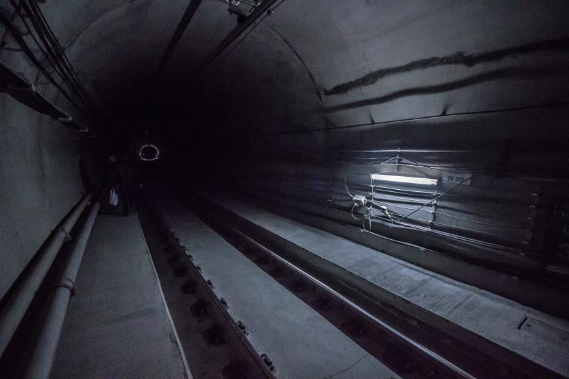 Hong Kong Urban Exploration: Metro Tunnel Construction