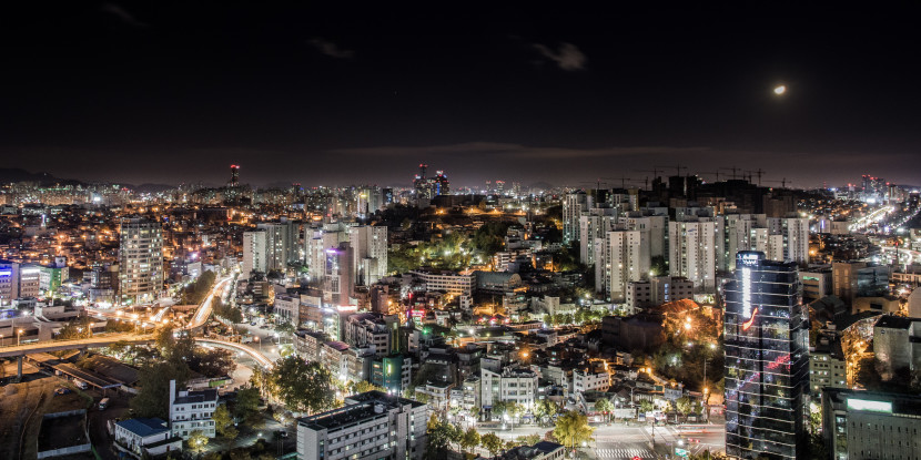 """Rooftopping in Seoul: The """"ADA"""" Building – S. Korea"""