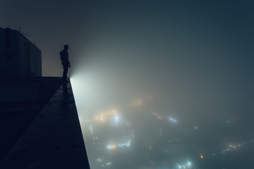 San Francisco Rooftopping: Ghost City – California, U.S.A.
